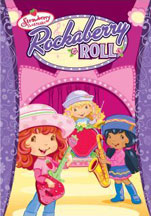 STRAWBERRY SHORTCAKE: ROCKABERRY ROLL cover image