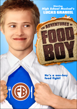 ADVENTURES OF FOOD BOY, THE cover image