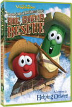VEGGIE TALES: TOMATO SAWYER AND HUCKLEBARRY LARRY