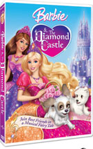 BARBIE AND THE DIAMOND CASTLE cover image