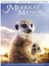 MEERKAT MANOR: THE STORY BEGINS cover image