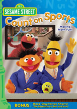 SESAME STREET: COUNT ON SPORTS cover image