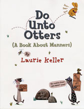 DO UNTO OTTERS (A BOOK ABOUT MANNERS) cover image