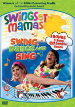 SWING, DANCE AND SING cover image