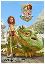 JANE AND THE DRAGON: DRAGON