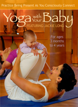 YOGA WITH YOUR BABY cover image