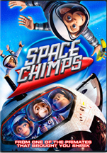SPACE CHIMPS cover image