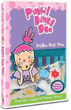 PINKY DINKY DOO: POLKA DOT POX cover image