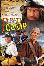 PIRATE CAMP AKA ADVENTURE CAMP cover image