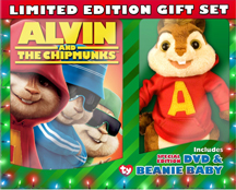 ALVIN & THE CHIPMUNKS SPECIAL EDITION cover image