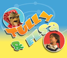 TULLY & ELSA cover image