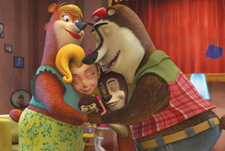 UNSTABLE FABLES: GOLDILOCKS & 3 BEARS SHOW cover image