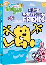 WOW! WOW! WUBBZY!: A LITTLE HELP FROM MY FRIENDS cover image