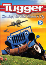 TUGGER: THE JEEP 4 X 4 WHO WANTED TO FLY cover image