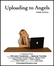 UPLOADING TO ANGELS cover image