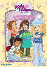 HOLLY HOBBIE: MARVELOUS MAKEOVER cover image