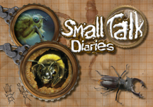 SMALLTALK DIARIES cover image