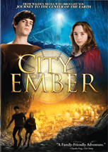 CITY OF EMBER cover image