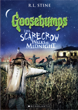 GOOSEBUMPS: THE SCARECROW WALKS AT MIDNIGHT cover image