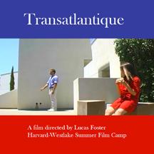 TRANSATLANTIQUE cover image