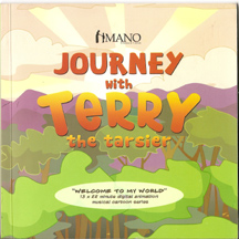 JOURNEY WITH TERRY THE TARSIER: WELCOME TO MY WORLD cover image