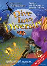 DIVE INTO DIVERSITY cover image