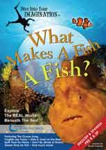 WHAT MAKES A FISH A FISH? cover image