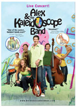 ALEX & THE KALEIDOSCOPE BAND LIVE CONCERT cover image