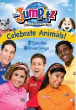 JUMPITZ: CELEBRATE ANIMALS! cover image