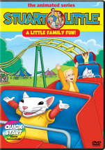 STUART LITTLE: A LITTLE FAMILY FUN cover image