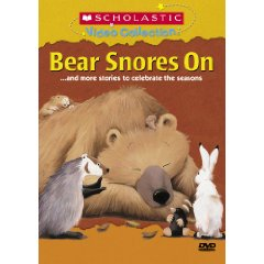 BEAR SNORES ON AND MORE BEARY ADORABLE TALES cover image