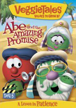 VEGGIE TALES: ABE AND THE AMAZING PROMISE cover image