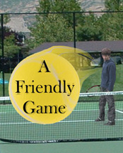 FRIENDLY GAME, A cover image