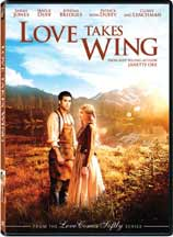 LOVE TAKES WING cover image