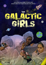 GALACTIC GIRLS, THE cover image