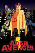 ADAM AVENGER cover image