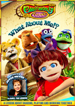 PAHAPPAHOOEY ISLAND: WHAT ABOUT ME? cover image