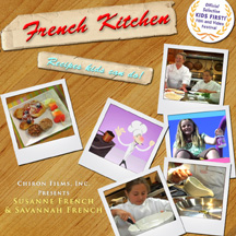 FRENCH KITCHEN - RECIPES KIDS CAN DO! cover image