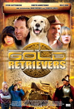 GOLD RETRIEVERS, THE cover image