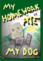 MY HOMEWORK ATE MY DOG cover image