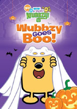 WOW! WOW! WUBBZY!: WUBBZY GOES BOO! cover image