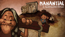 MANANTIAL (THE SPRING) cover image