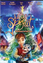 LITTLE SPIRIT: CHRISTMAS IN NEW YORK cover image