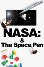 NASA AND THE SPACE PEN cover image