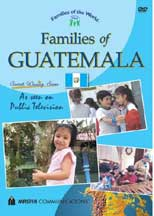 FAMILIES OF GUATEMALA cover image