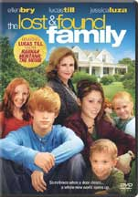 LOST AND FOUND FAMILY cover image