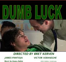 DUMB LUCK cover image