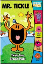 MR. MEN SHOW, THE: MR. TICKLE PRESENTS: TICKLE TIME AROUND TOWN! cover image