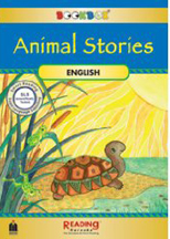 BOOKBOX ANIMAL STORIES cover image
