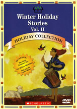 WINTER HOLIDAY STORIES, VOL. II cover image